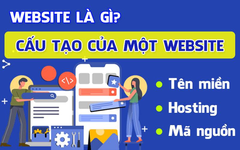 Thiết kế Website Đà Nẵng giải thích Website là gì