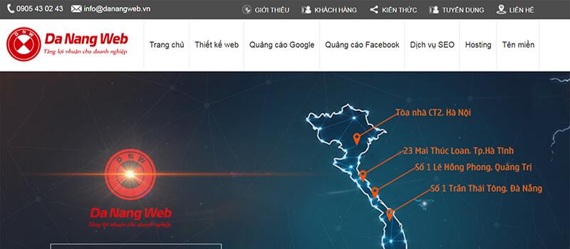 CÔNG TY DANANG WEB (THIẾT KẾ WEB ĐÀ NẴNG)